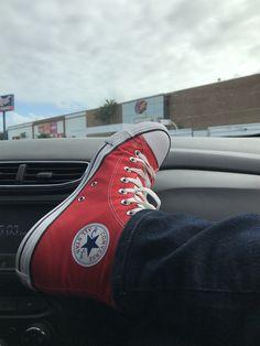 Converse Chuck Taylor High, Converse High, High Top Sneakers, Chuck Taylors High Top, All Star, High Tops, Shoes, Fashion, Moda