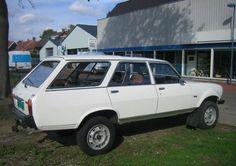 1982 Peugeot 504 Dangel