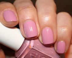 favorite pink nail polish