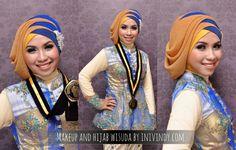Ini Vindy Yang Ajaib: Makeup Natural dan Tutorial Hijab Wisuda Terbaru ala Vindy