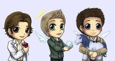 Supernatural:)