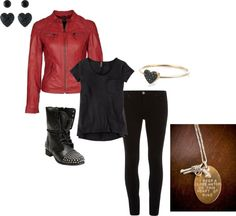 """Rock and Roll"" by c-fannin on Polyvore"