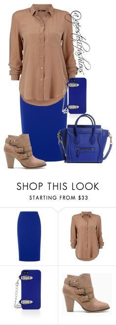 """Apostolic Fashions #920"" by apostolicfashions on Polyvore featuring Hobbs and BCBGMAXAZRIA"