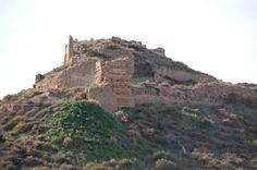 Castillo de Busot.Alicante .Spain .