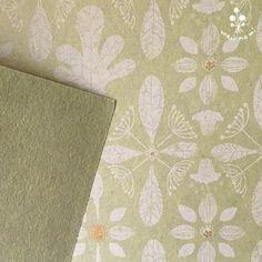 にごり紙の包装紙【葉脈】 | HandMade in Japan 手仕事の新しいマーケットプレイス iichi