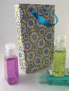 Crafty Ways to Use Your Coloring Pages: Gift Bag