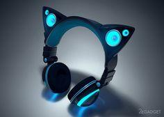 futuristic headphones - Google Search