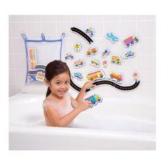Circuit en mousse pour le bain Alex pour enfant de 3 ans à 6 ans - Oxybul éveil et jeux