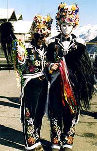 Carnevale storico della Coumba Freide, Valle d'Aosta. Sottocoperta.Net: il portale di Viaggi, Enogastronomia e Creatività