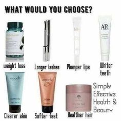 👉 SATURDAY THE BEST DAY FOR A BUNDLE DEAL 👈 If I were to ask you to create your own bundle with these products for a special deal, which would you choose❓ MY 3 favorite are whiter teeth,softer feet, and clearer skin! Beauty Box, Beauty Secrets, Beauty Care, Beauty Skin, Health And Beauty, Eyelash Curler, Eyelash Extensions, Routine, Long Lashes