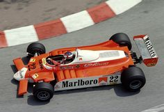 """f1pictures: """" Patrick Depailler Alfa Romeo 1980 """""""