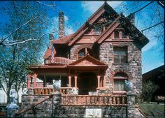 """The """"Unsinkable"""" Molly Brown House Museum is a house located at 1340 Pennsylvania Street in Denver, Colorado, United States that was the home of American philanthropist, socialite, and activist Margaret Brown"""
