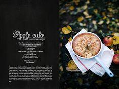 Call me cupcake!: Apple cake with cinnamon sugar