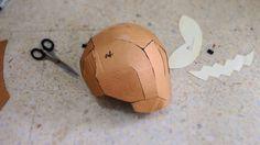 dali-lomo: Power Rangers Helmet DIY (with template)