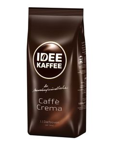 IDEE KAFFEE Caffè Crema 1000 g Bohne | J.J. Darboven