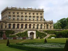 Cliveden, the estate in Buckinghamshire that was the home of Waldorf and Nancy Astor, who were both members of the House of Commons.
