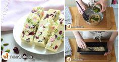 Barrette di cioccolato bianco: semplici e gustose