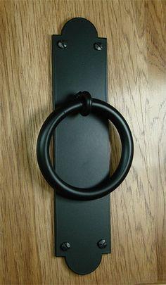 High Sierra Ring Pull / Door Knocker