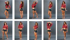 30 ideias de poses fotográficas - AGORAPUBLICIDADE - Marketing & Publicidade                                                                                                                                                     Mais
