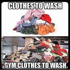 My Laundry!
