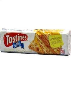 Biscoito Cream Cracker Tostines pct. 200G — Minha Mercearia em Casa