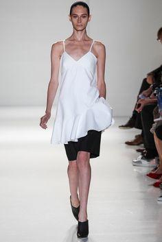 Colección Victoria Beckham primavera 2014 vista en Nueva York