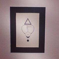 Avolte con meno si dice di piu.... #Minimalista #Geometric #TattooDesign #LidiaRivasDesign #dotsandlines