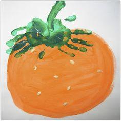 Cute pumpkin!