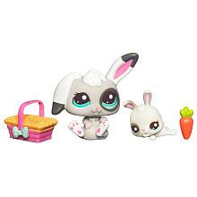 Littlest Pet Shop Cutest Pets Series 2 Figures Mommy Baby Bunnies Lps Littlest Pet Shop, Little Pet Shop Toys, Little Pets, Baby Bunnies, Bunny, Baby Animals, Cute Animals, Lps Cats, Ag Dolls