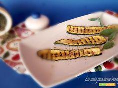 Zucchine arrosto con salvia  #ricette #food #recipes