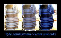 Jakiego Koloru jest ta sukienka? Internauci mają już dosyć! Zobacz memy z biało-złotą i niebiesko-czarną sukienką i posłuchaj Everything Has Change – informacje, premiery teledysków – ESKA.pl