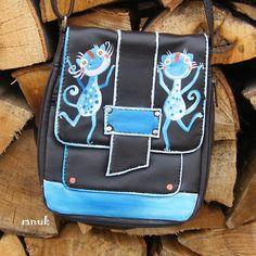 Krásný den kočičí  - kabelka Backpacks, Backpack, Backpacker, Backpacking