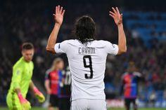 @PSG #Cavani #9ine