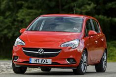 The All-New Vauxhall Corsa Specifications (MY-2015)