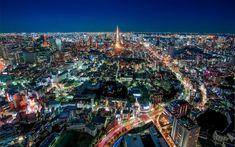 25 Awesome Bird's-Eye Views Of Cities Around The Globe