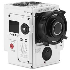 """RED Weapon Helium 8K S35 Special Edition """"Droid"""" Cameras Sell Out in 10 Minutes for $59K + Footage"""
