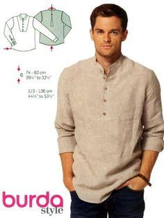 Man boss Source by Denim Shirt Men, Men's Denim, Denim Style, Style Men, Mens Linen Shirts, Patterned Button Up Shirts, Mens Shirt Pattern, Mens Sewing Patterns, Embroidery On Clothes