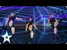 Sound the alarm! It's Yanis Marshall, Arnaud and Mehdi | Britain's Got Talent 2014 Final - YouTube