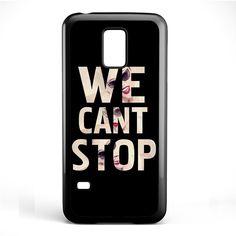 Miley Cyrus We Can't Stop TATUM-7244 Samsung Phonecase Cover Samsung Galaxy S3 Mini Galaxy S4 Mini Galaxy S5 Mini