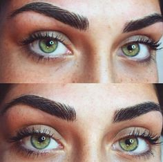 How to Shape Your Eyebrows As a Miami Makeup Artist, I know that properly shaped eyebrows are a an important element in the overall look and expression of your face, as they frame your face and can. Eyebrows Goals, Eyebrows On Fleek, Perfect Eyebrows, Skin Makeup, Beauty Makeup, Hair Beauty, Beauty Box, Hijab Makeup, Beauty Case
