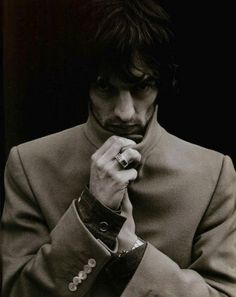 Richard Ashcroft L'Optimum issue 53 2002 Carnal, The Verve, Top Trumps, Men Photography, Britpop, Fashion Photo, Men's Fashion, Dumb And Dumber, My Love