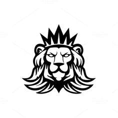 Картинки по запросу logo lion
