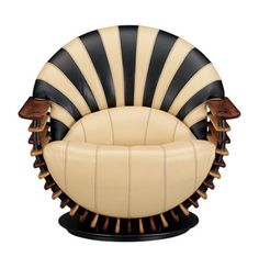 Art Deco Chair.