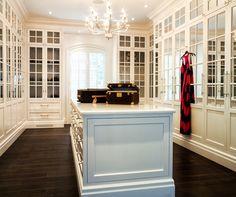 Sharon Minman custom closet