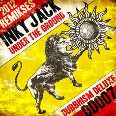 "Inky Jack's Under the Ground is a classic NYC multiple-personality underground tune, building on the strains of bands and artists rooted here: Bad Brains, Urban Blight, Mad Lion, the Ruff Entry crew ~ 311 wishes they could put together dancehall, electronics, hooks and riffs as well as this..."" Dave Sharma (Sub Swara/Escort/Falu...)"