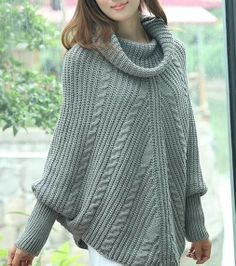 Oversized sweater Chinese style | Winter fashion | Pinterest ...