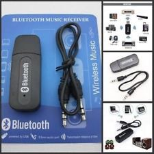 AUX-in NEW Wireless Receiver Adapter Dongle for Car Stereo Audio Speaker