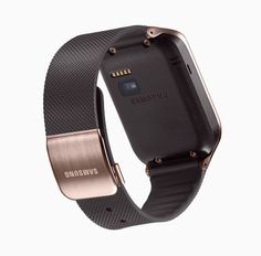 Samsung introduces tizen-based gear 2 and gear 2 neo smartwatches