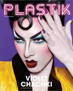Patrick Nagel is one of my favorite artists ever! I appreciate glamour from any moment in time. So happy to share my Nagel inspired editorial for @plastikmagazine more images to come photo by @sanchezzalba hair/makeup/styling by moi  Styling assisted by @tamerwilde