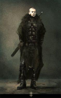 .:Leader Armor Concept:. by EVentrue.deviantart.com on @deviantART